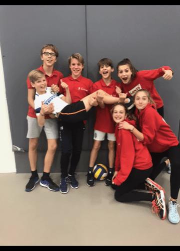 Volleybaltoernooi 2019