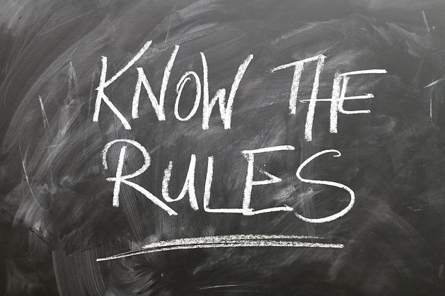 Afspraken en regels