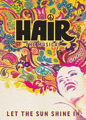 Van oorsprong was HAIR ....